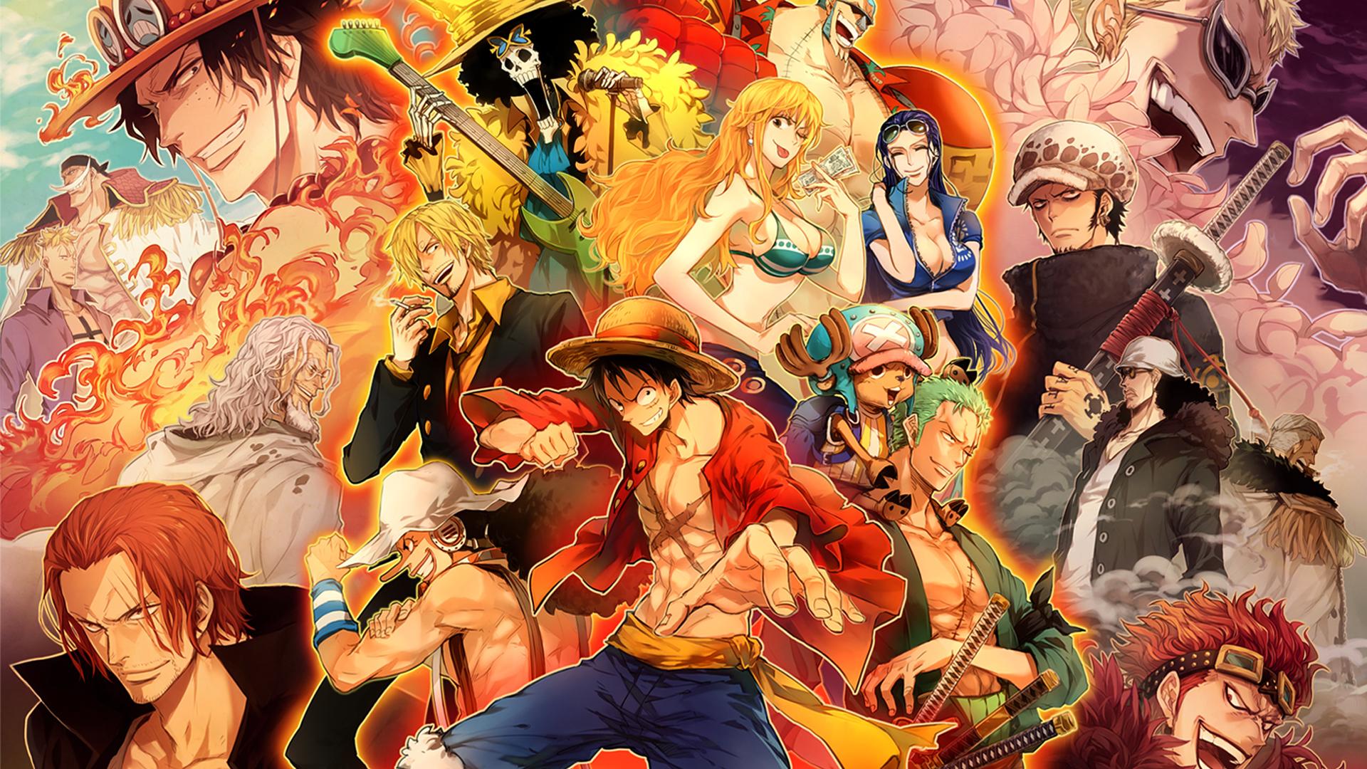 Anime One Piece Wallpaper Hd 1920x1080
